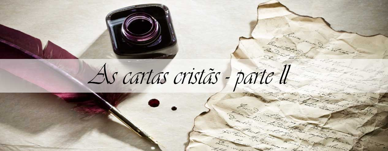 as-cartas-cristas-ii