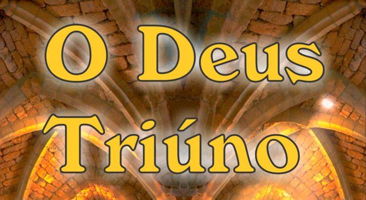 Capa_O Deus Triúno e a Natureza Humana de Cristo_2